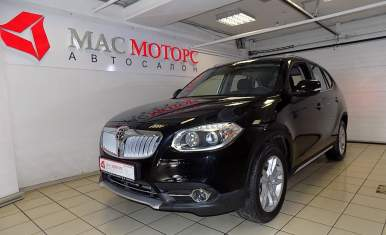 Brilliance V5 T Черный